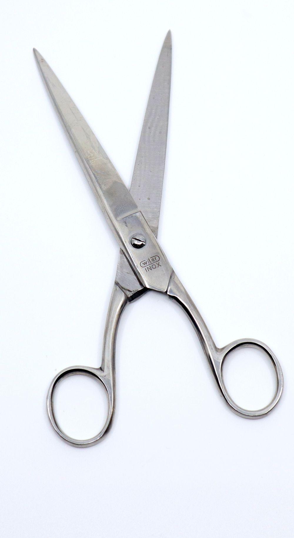 20 cm kovové nožnice