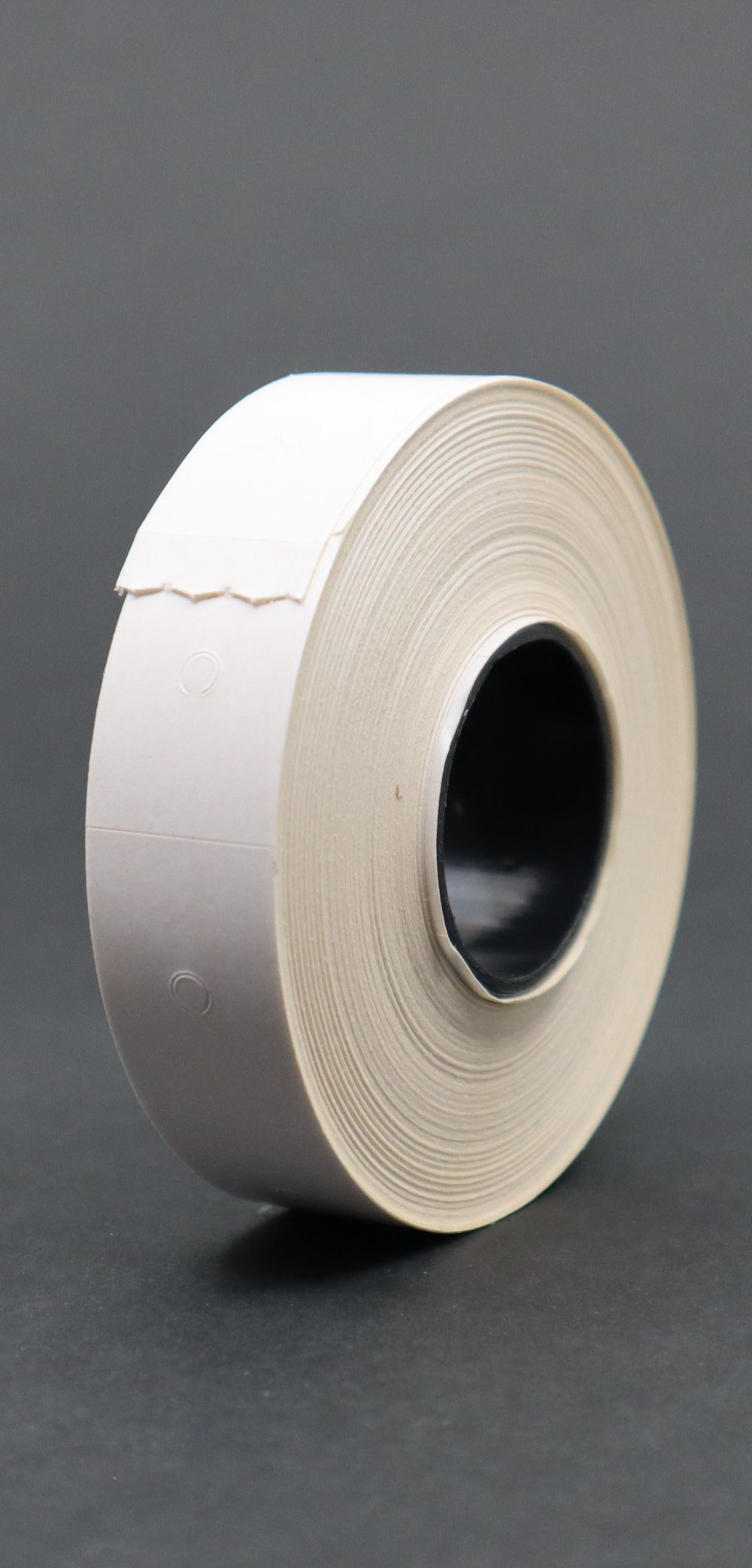 16x23mm biele cenové etikety