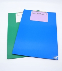 A4 podložka pod papier s klipom Študent