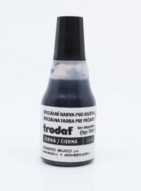 Farba Trodat čierna 28 ml / do samonamáčacích pečiatok