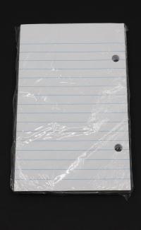 Náplň do karisbloku A6 linajková - 100 listov
