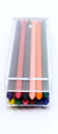 Náplň do ceruzky Scala 12 ks (tuhy 12 rôznych farieb)
