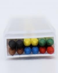 Náplň do ceruzky Scala 6 x 2 ks (tuhy 6x2 rovnaké farby)