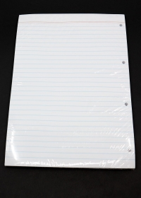 Náplň do karisbloku A4 linajková - 100 listov