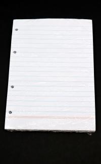 Náplň do karisbloku A5 linajková - 100 listov