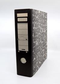 A4 papierový poradač pákový (hrúbka 8 cm)