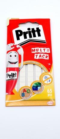 Lepiaca guma Pritt (na pripevnenie plagátov, fotografií, alebo klávesnice proti pohybu atď.)