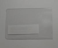 Púzdro PVC - 62x89 mm (60x90mm) obal