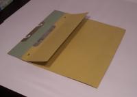 A4 papierový rýchloviazač závesný polovičný (s úzkou prednou stranou)