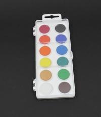 vodové farby 12 ks - malé