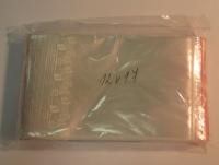 Zatváracie sáčky 12 x 17 cm - 100 ks