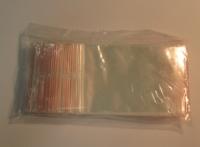 Zatváracie sáčky 8 x 12 cm - 100 ks