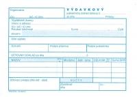 Výdavkový pokladničný doklad DAŇOVÝ (samoprepisovací, blok A6, 100 listov)