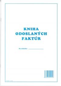 Kniha odoslaných faktúr A4 (40 strán, 720 položiek)