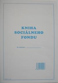 Kniha sociálneho fondu A4