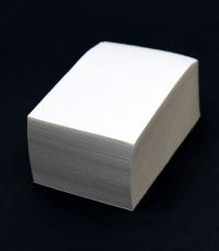 9x6 cm poznámkový blok (recyklovaný, 500 listov)