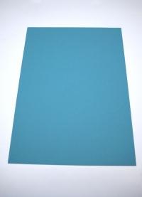 A4, modrý Popset Californian Blue 240g kreatívny papier