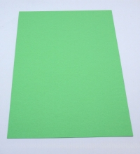 A4, zelený Popset Spring green matný 240g kreatívny papier