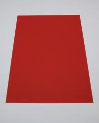A4, červený Popset Poppy 240g kreatívny papier