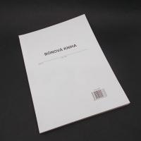 Bónová kniha A4