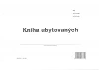 Kniha ubytovaných  (A4, 100 listov, číslovaná)
