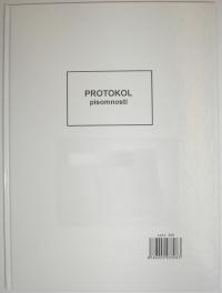Protokol písomností (kniha A4)