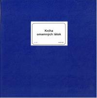 Kniha omamných látok (viazaná)