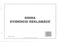Kniha evidencie reklamácií