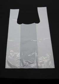 Mikroténové tašky 10kg - biele 25ks