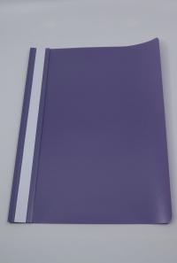 Rýchloviazač PVC tenký fialový
