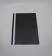 Rýchloviazač PVC tenký čierny