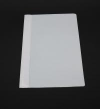Rýchloviazač PVC tenký biely