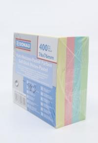 76x76mm pastel samolepiace bločky