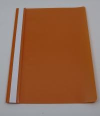 Rýchloviazač PVC tenký oranžový