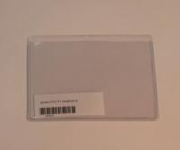 Púzdro P1 obojstranný PVC obal