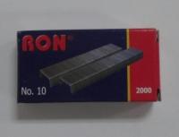 Malé spony do zošívačky - 2000 ks/RON