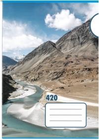 A4 čistý zošit 420 (20 listový)
