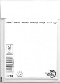 15x21.5 cm C13 bublinková obálka