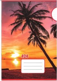 A4 linajkový zošit 424 (20 listový)