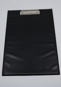 A4 čierna podložka pod papier Victoria