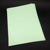 Výkres A4 farebný svetlo zelený