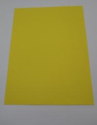 Výkres A4 farebný citrónovo žltý
