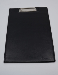 A4 čierna podložka pod papier s príkl. Victoria