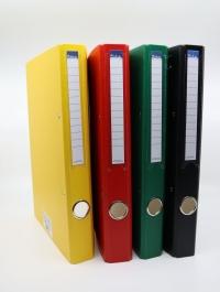 Úzky poradač - šanón štvorkrúžkový Victoria (35mm)