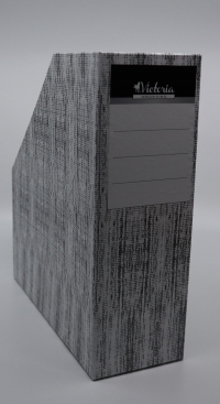 Zakladač kartón 90mm Victoria textil