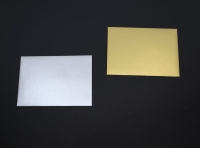 CF-C6 zlatá, strieborná obálka