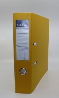 Žltý poradač pákový Victoria (75mm)