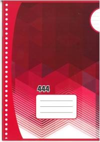 A4 linajkový zošit 444 (40 listový)