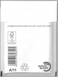 10x16 cm A11 bublinková obálka