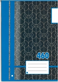 A4 čistý zošit 460 (60 listový)